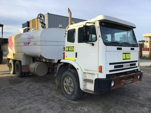 2004 Iveco 2350G 6x4 Water Truck - Kwinana Beach