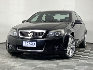 2012 Holden Caprice WM II Automatic Seda