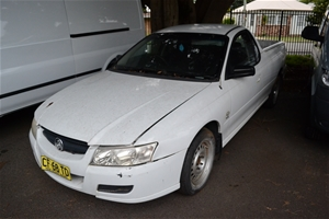 2005 Holden Commodore VZ Automatic Ute