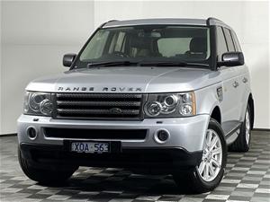 2006 Land Rover Range Rover Sport TDV6 T