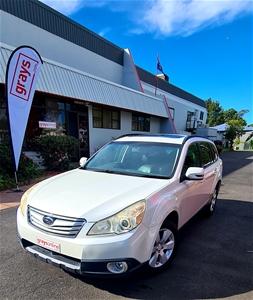 2010 Subaru Outback 2.5i Premium B5A CVT