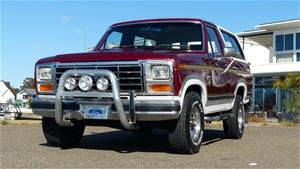 Ford Bronco XLT XLT Automatic Wagon