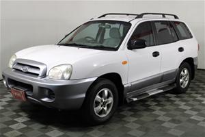 2005 Hyundai Santa Fe (4x4) Automatic Wa