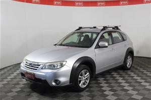 2011 Subaru Impreza XV (AWD) G3 Manual H