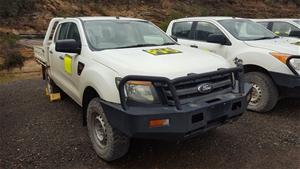 Ford Ranger 4 X 4 Dual Cab Utility