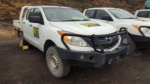 Mazda Dual Cab 4 X 4 Utility