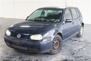2001 Volkswagen Golf GL A4 Automatic Hat
