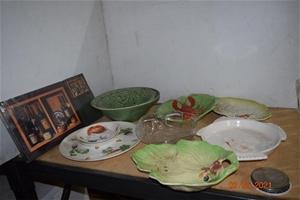 Lot of Unused 10 Assorted Ceramic Dishes