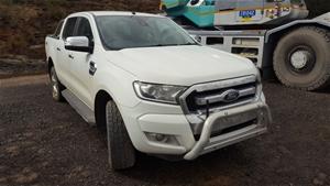 Ford Ranger XLT 4 X 4 Dual Cab Style Sid