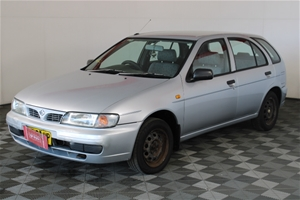 1997 Nissan Pulsar LX N15 Automatic Hatc