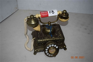 Reproduction Vintage Dial Telephone