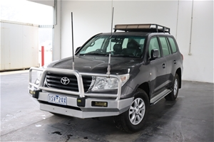 2008 Toyota Landcruiser GXL (4x4) VDJ200