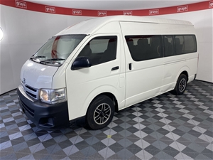 2013 Toyota Hiace Commuter KDH223R Turbo