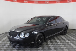 2014 Bentley Continental Flying Spur Aut