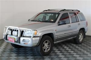 2000 Jeep Grand Cherokee Limited V8 (4x4