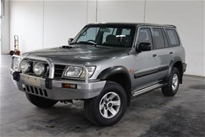 2003 Nissan Patrol ST (4x4) GU II Turbo