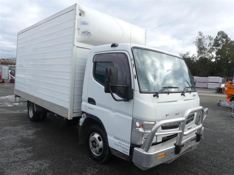 2014 Mitsubishi Canter Fuso L7/800 4 x 2 Pantech Truck