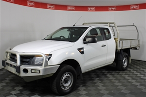 2013 Ford Ranger XL 4X4 PX Turbo Diesel