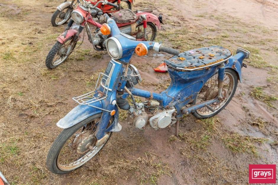 1976 Honda Honda 90 Motor Bike