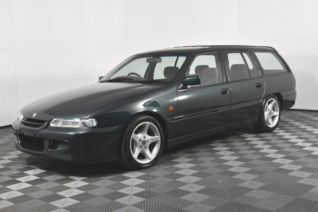 1994 HSV VR Clubsport V8 Automatic Wagon