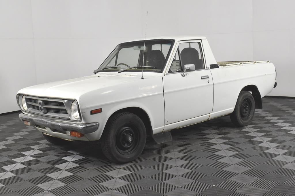 1979 Datsun 1200 Ute Manual Ute