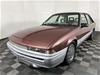1987 Holden VL Calais Manual Sedan