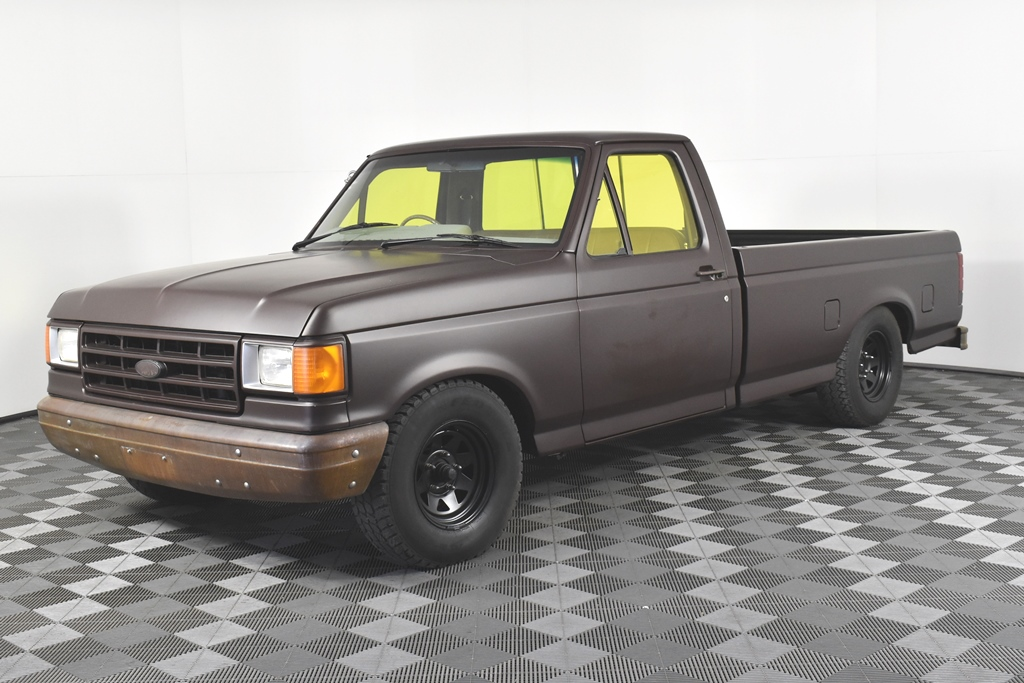 1987 Ford F150 Manual Ute