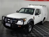 Cancelled: 2009 Ford Ranger XL (4x4) PK Turbo Diesel Manual Extra Cab
