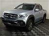 2018 Mercedes Benz X-CLASS X350d Power T/D Auto Dual Cab(WOVR-INSPECTED)