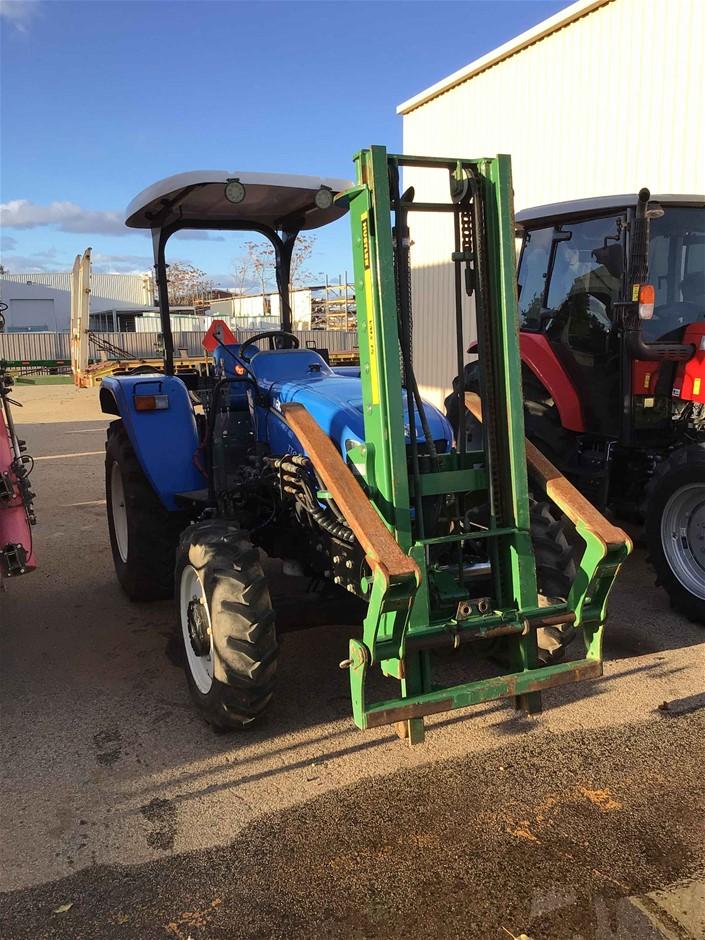 New Holland TT4.55 Tractor