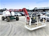 <p>2007 JLG 460ST Boom Lift</p>
