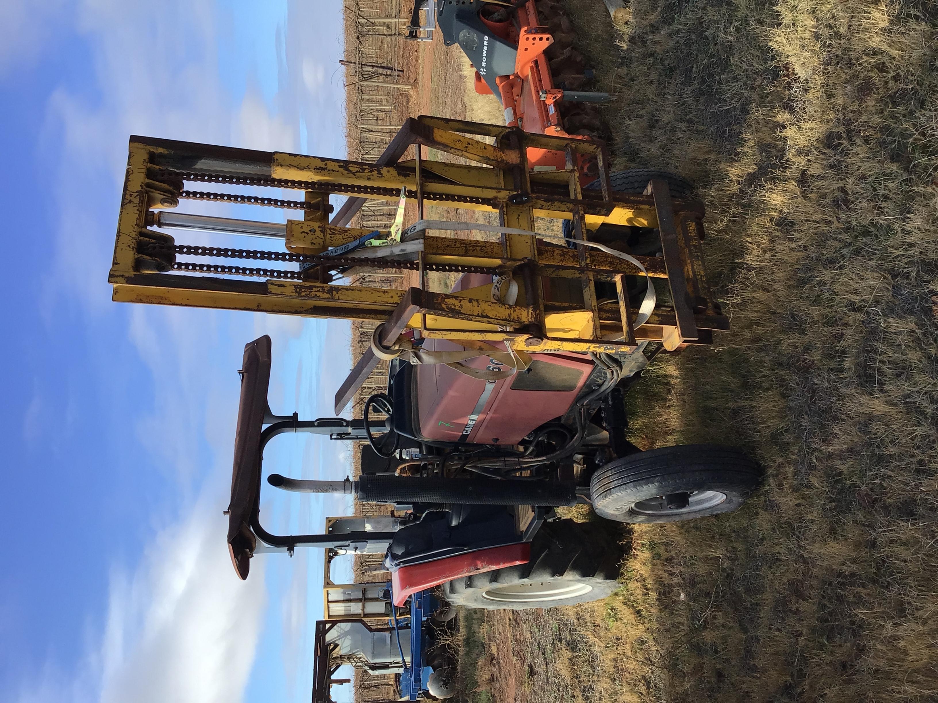 Case CX60 Tractor