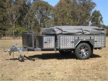 Extreme Off Road Camper Trailer - 12/2012 Lintec EXTREME 4X4