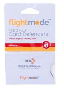 3 RFID Card Sleeve Secure Credit Card ID