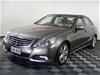 2010 Mercedes Benz E250 CDI AVANTGARDE W212 Turbo Diesel Automatic Sedan