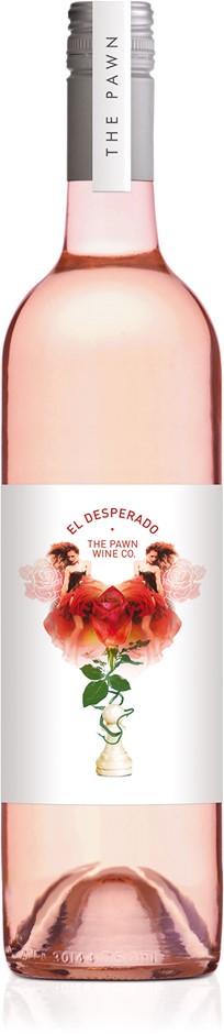 The Pawn El Desperado Rosé 2020 (12x 750mL).