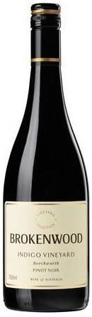Brokenwood `Indigo Vineyard` Pinot Noir 2019 (6 x 750mL), Beechworth, VIC.