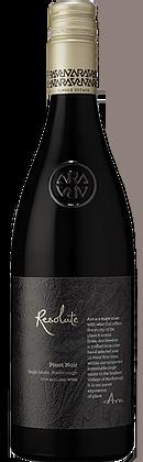Ara Resolute Pinot Noir 2017 (6x 750mL). Marlborough, NZ