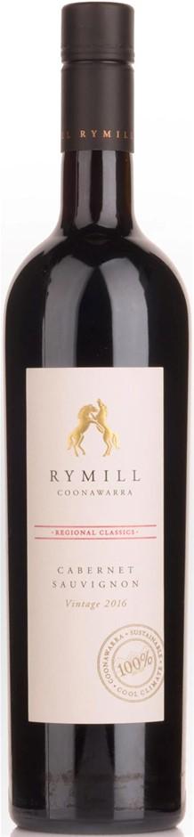 Rymill Coonawarra Classic Cabernet Sauvignon 2016 (6x 750mL), SA