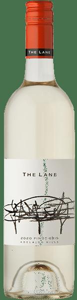 The Lane Block 2 Pinot Gris 2020 (12 x 750mL), Adelaide Hills, SA