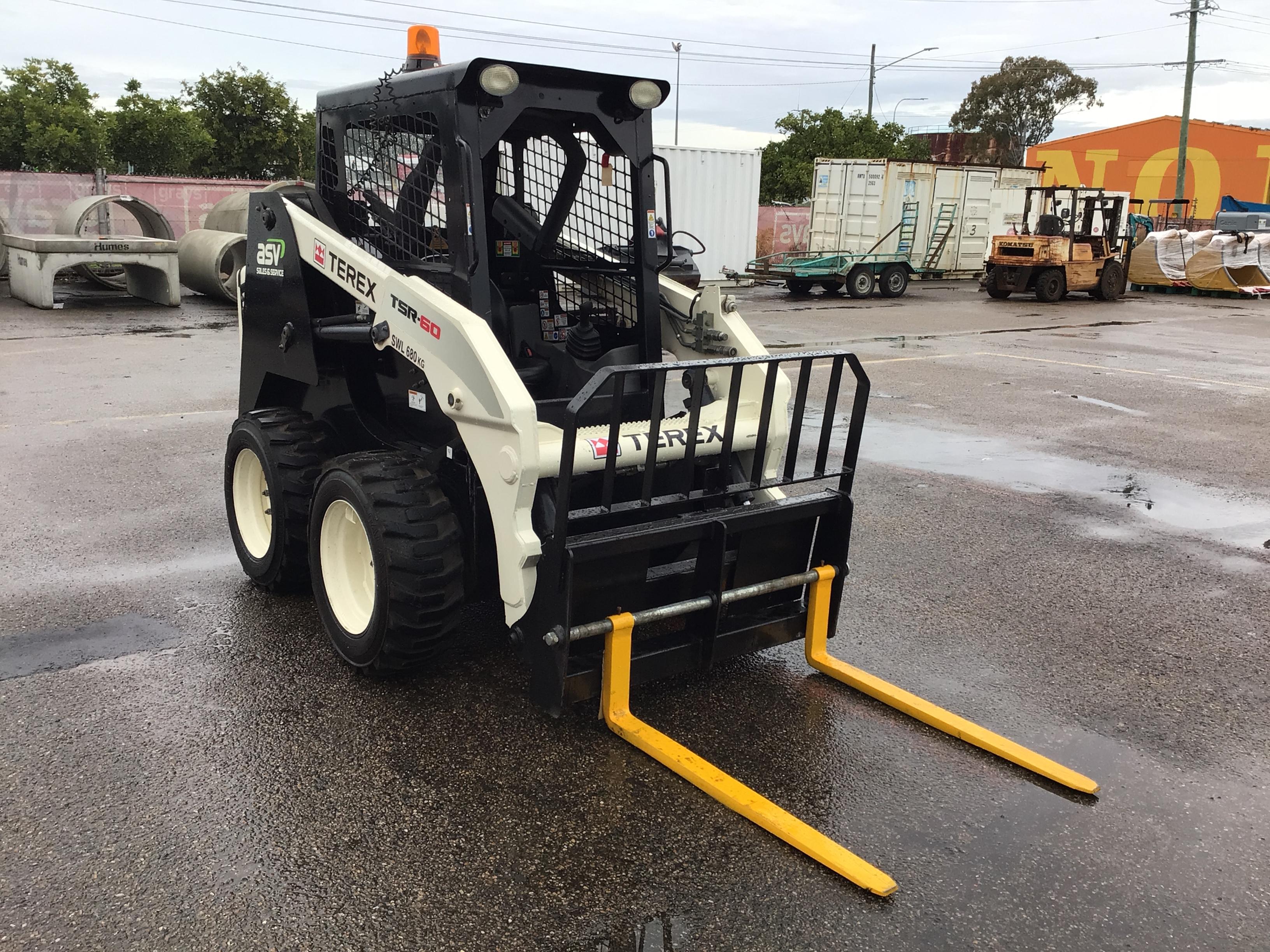 Terex TSR60 Wheel Loader