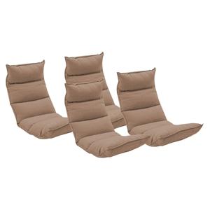 SOGA 4X Foldable Tatami Floor Sofa Bed M