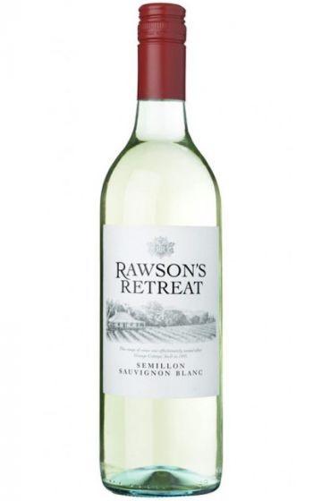 Rawson's Retreat Semillion Sauvignon Blanc 2020 (6x 750mL).