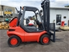 Linde H40T Counterbalance Forklift