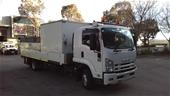 2008 Isuzu FRR600 Service Truck