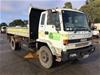 <p>1994 Isuzu  FTR 800 4 x 2 Tipper Truck</p>