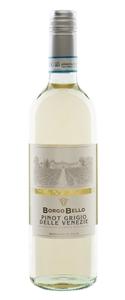 Borgo Bello Pinot Grigio 2020 (6 x 750mL