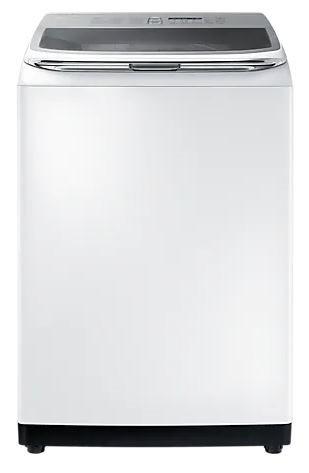 Samsung 13kg Activ DualWash Top Load Washer WA13M8700GW