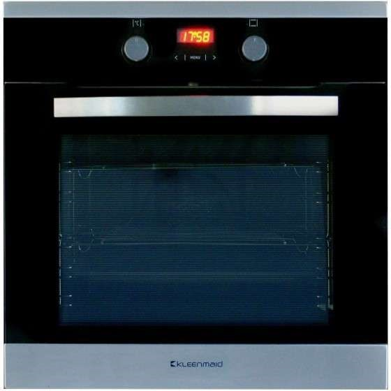 Kleenmaid 60cm 75L Multifunction Electric Wall Oven (KCOMF6012K)