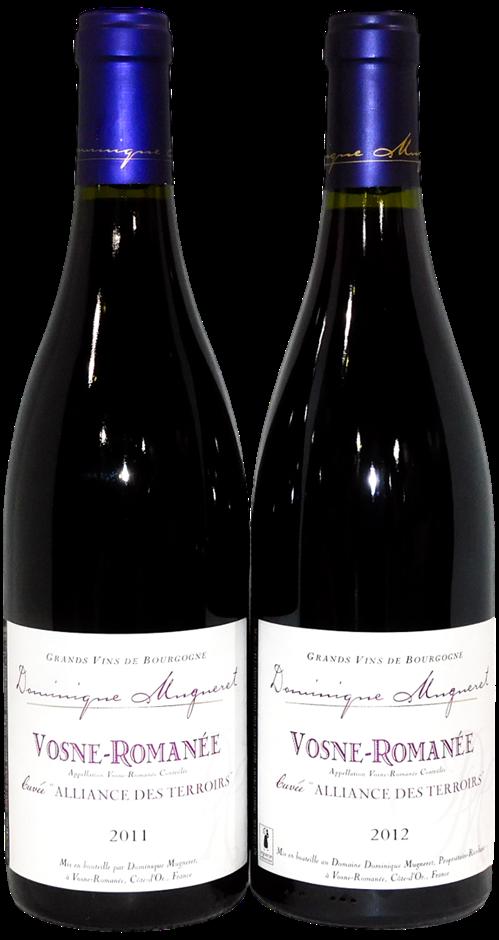 Dominique Mugneret Cuvee Pinot Noir 2011/2012 (2x 750mL), Vosne-Romanee